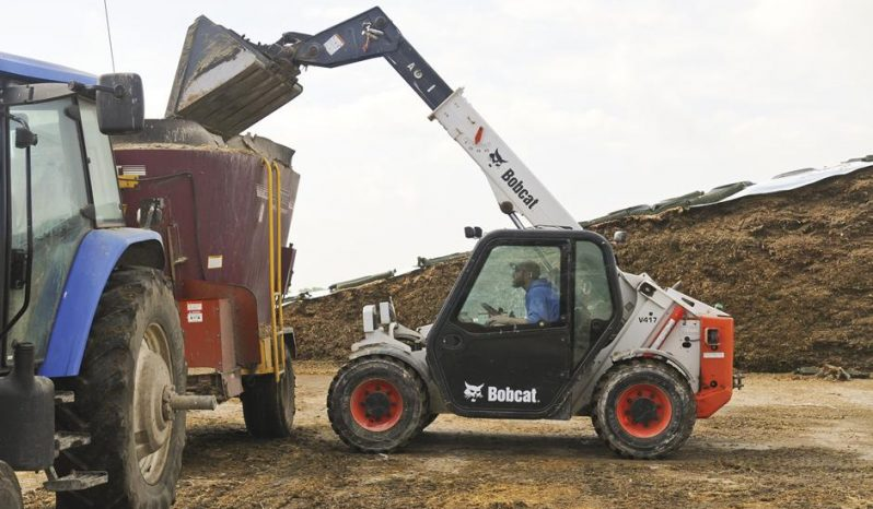 Bucket – Telehandlers full