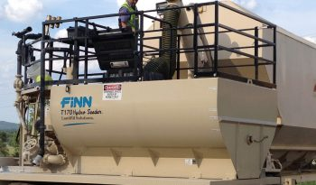 Finn LF120 HydroSeeder® full