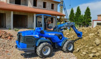 2019 9 Series Mini Loader full