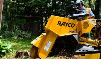 2019 Rayco RG37X Trac Jr full