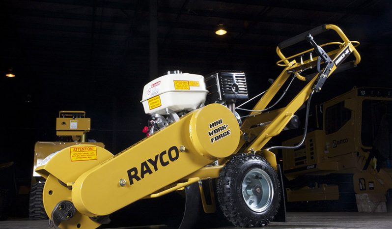 2018 Rayco RG13 Series II full