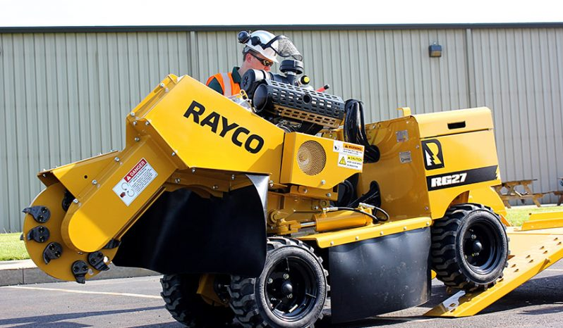 2019 Rayco RG37 Super Jr full