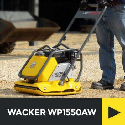 Wacker-Plate-Compactors-WP1550AW-Rental