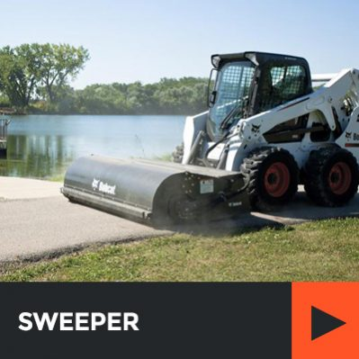 bobcat-sweeper-for-rent