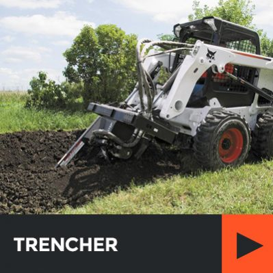 bobcat-trencher-for-rent
