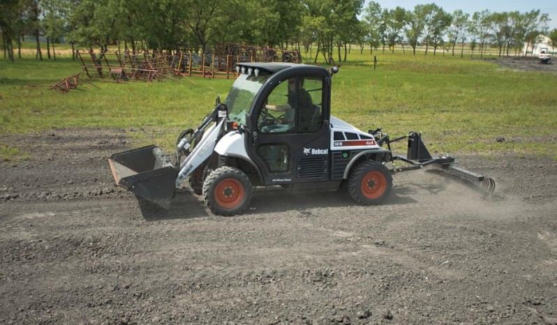 2017 Bobcat Toolcat™ 5610 full