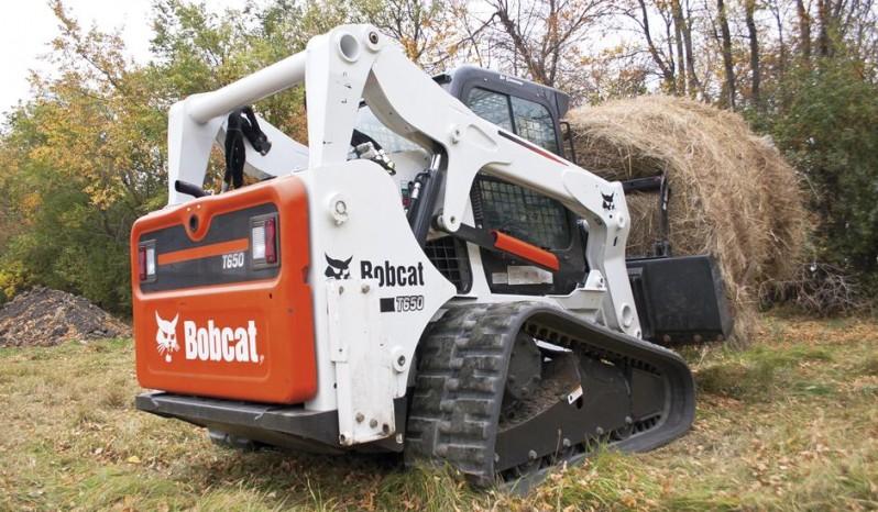 2018 Bobcat T650 full