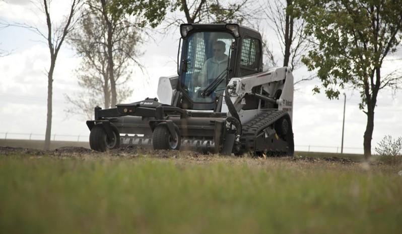 2018 Bobcat T550 full