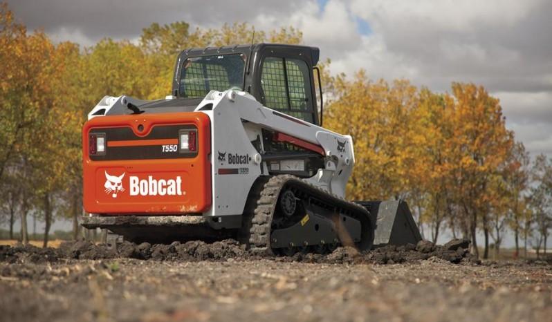 2019 Bobcat T550 full