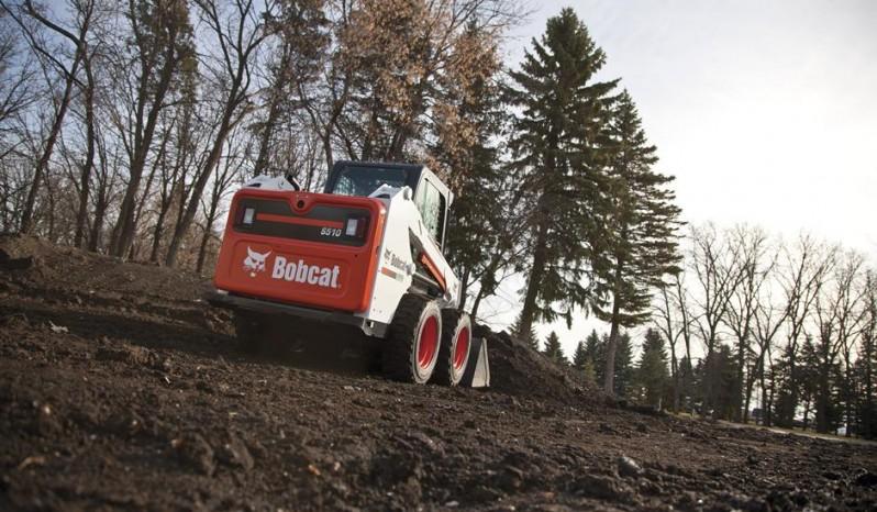 2018 Bobcat S510 full
