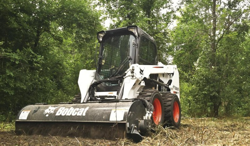 2019 Bobcat S550 full