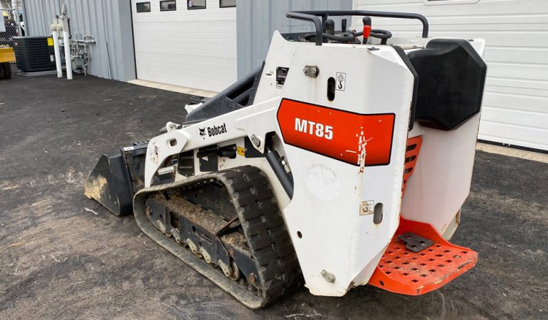 Used 2018 Bobcat MT85 full