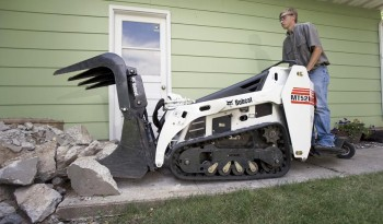 2017 Bobcat MT52 – Rental Only full