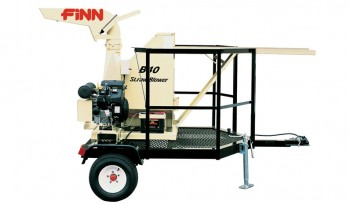 Finn B40T Straw Blower full