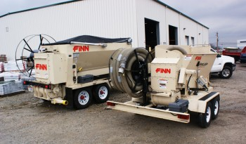 Finn BB 5-Series (Tier 4) Bark Blower full