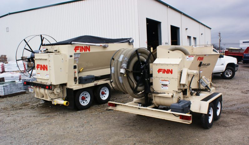 Finn BB 5-Series (Non-Tier 4) Bark Blower full