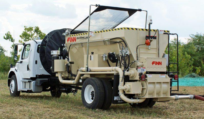 Finn BB1208 Bark Blower full