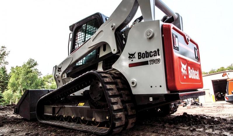 2018 Bobcat T740 full