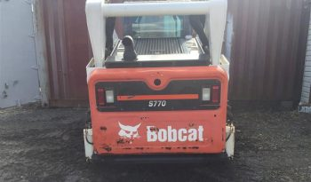 Used 2016 Bobcat S770 full