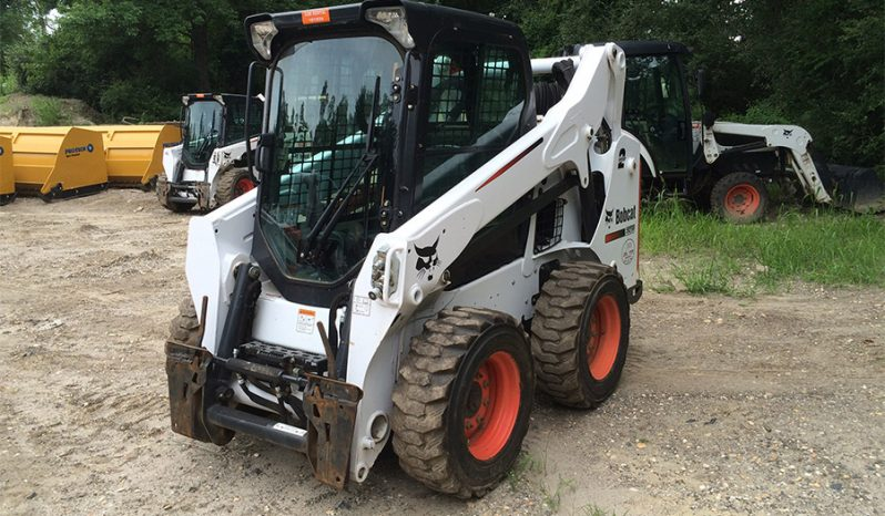 Used 2015 Bobcat S570 – Rental full