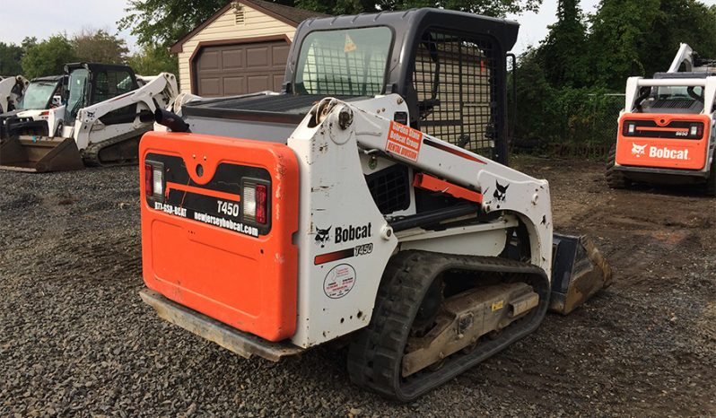 Used 2015 Bobcat T450 full